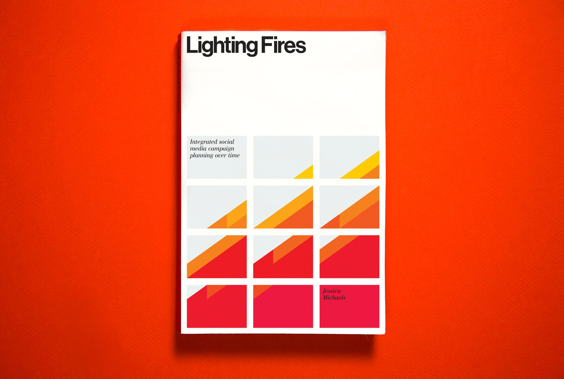 Lighting Fires - Identity project image