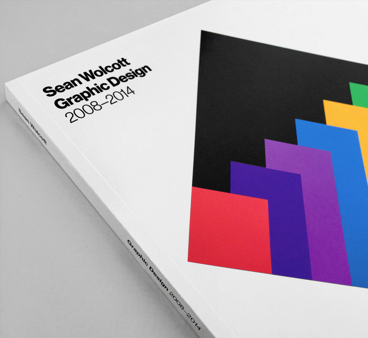 Sean Wolcott: Graphic Design 2008–2014 - Publication project image